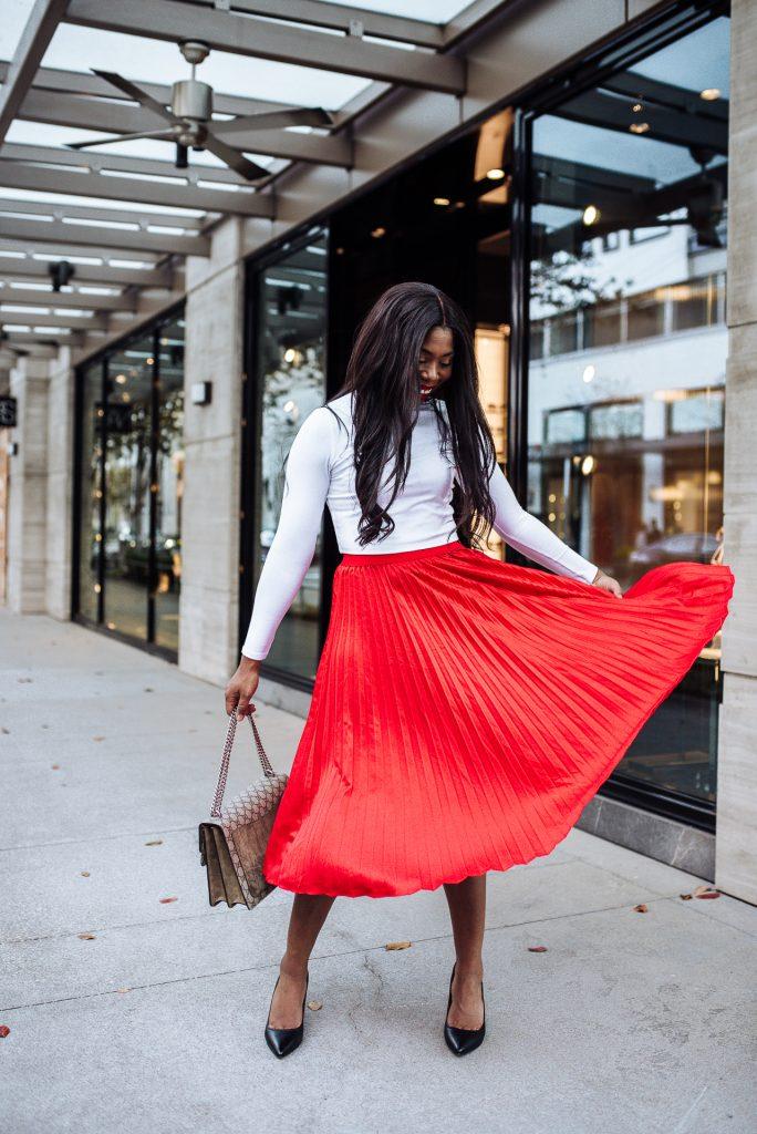 last minute holiday shopping, steph taylor jackson, black fashion bloggers, dallas texas