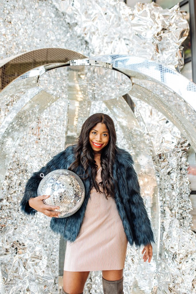 what to wear new years eve 2019, new years eve outfit, steph taylor jackson, dallas fashion blogger
