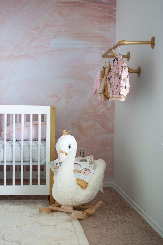 Decorate Nursery On Budget