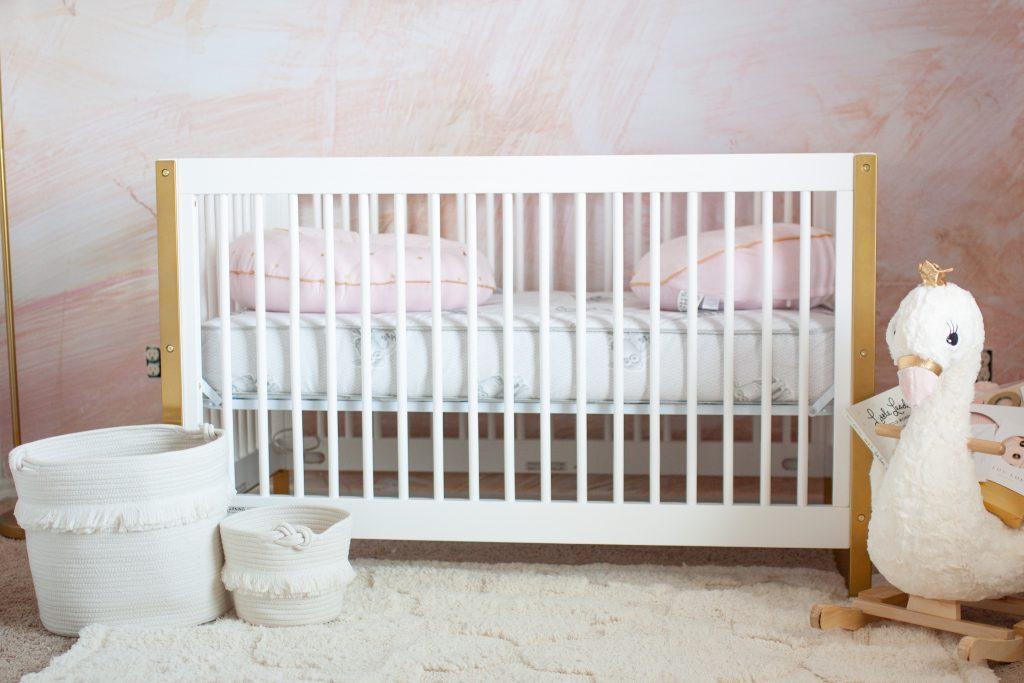 Decorate Baby Nursery on Budget